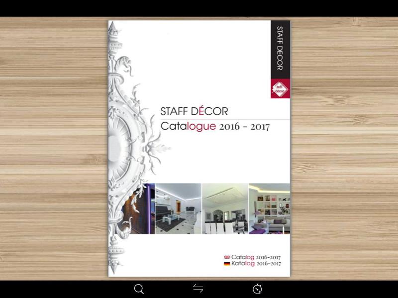 Catalogue Staff Decor Pdf - Belle Maison Design - Tarzx.com